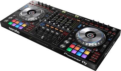 Pioneer-DDJ-SZ2-Serato-DJ-Controller