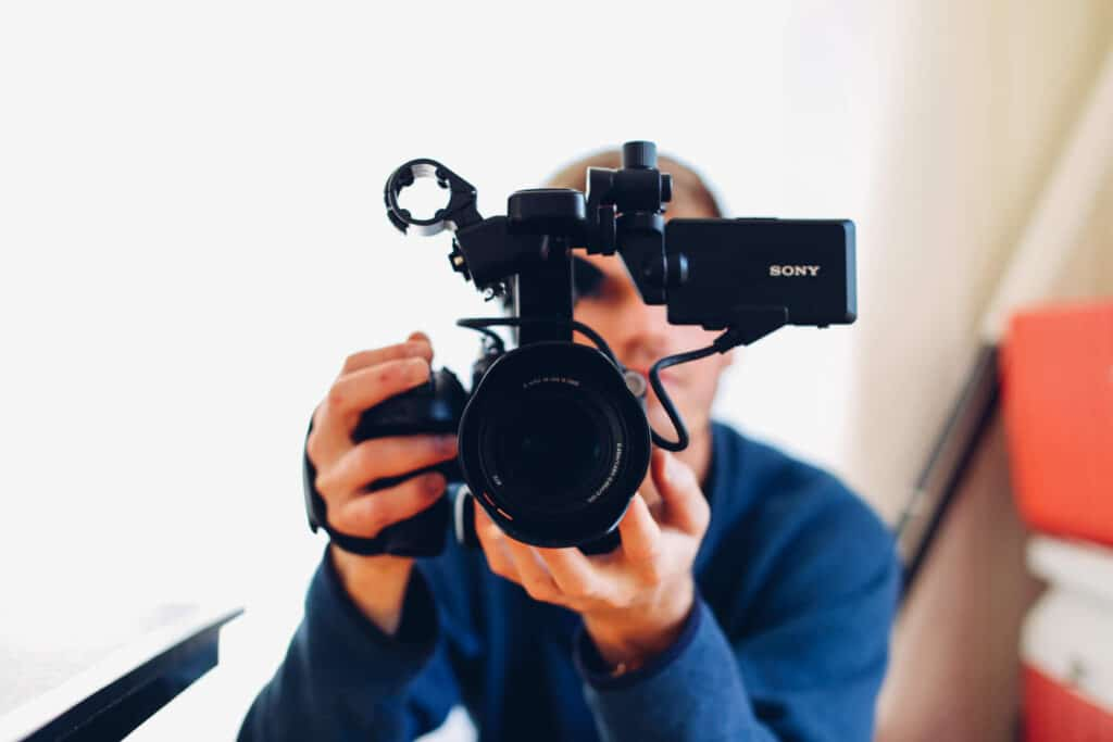 Videographer Hire for Corporate Events